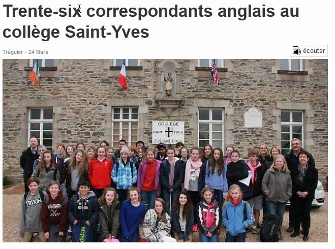 Site pour rencontrer des correspondants anglais